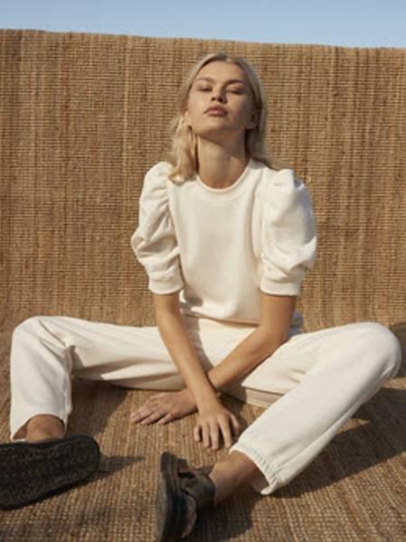 Bilde av MIAMI SWEAT PANTS OFF WHITE SECOND FEMALE