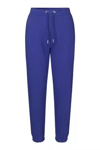 Bilde av SECOND FEMALE SWEAT PANTS  SPECTRUM BLUE