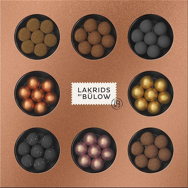 Bilde av LAKRIDS SELECTION BOX WINTER 2021